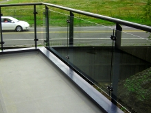Balcony Balustrade and handrail solutions Christchurch Metalcraft Engineering