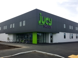 Metalcraft Engineering commercial metalworker for Jucy Snooze Hostel Christchurch Airport