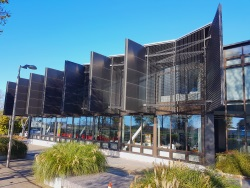 Architectural metalwork subcontractors for the Rangioroa Library & Museum Metalcraft Engineering