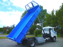Metalcraft Engineering custom made tipper